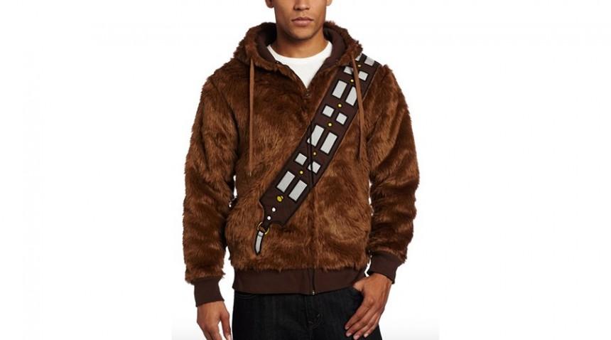 Chewbacca Furry Costume Hoodie Sweatshirt
