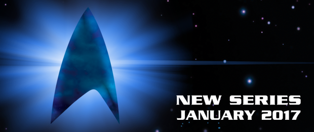New Star Trek Series for 2017!