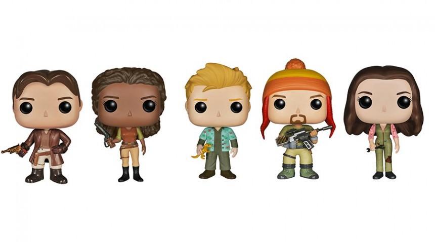 Funko Pop! Firefly Figures